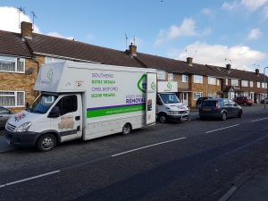 house removals essex
