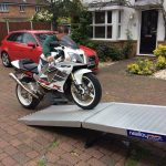 Moving Motorbikes In Essex