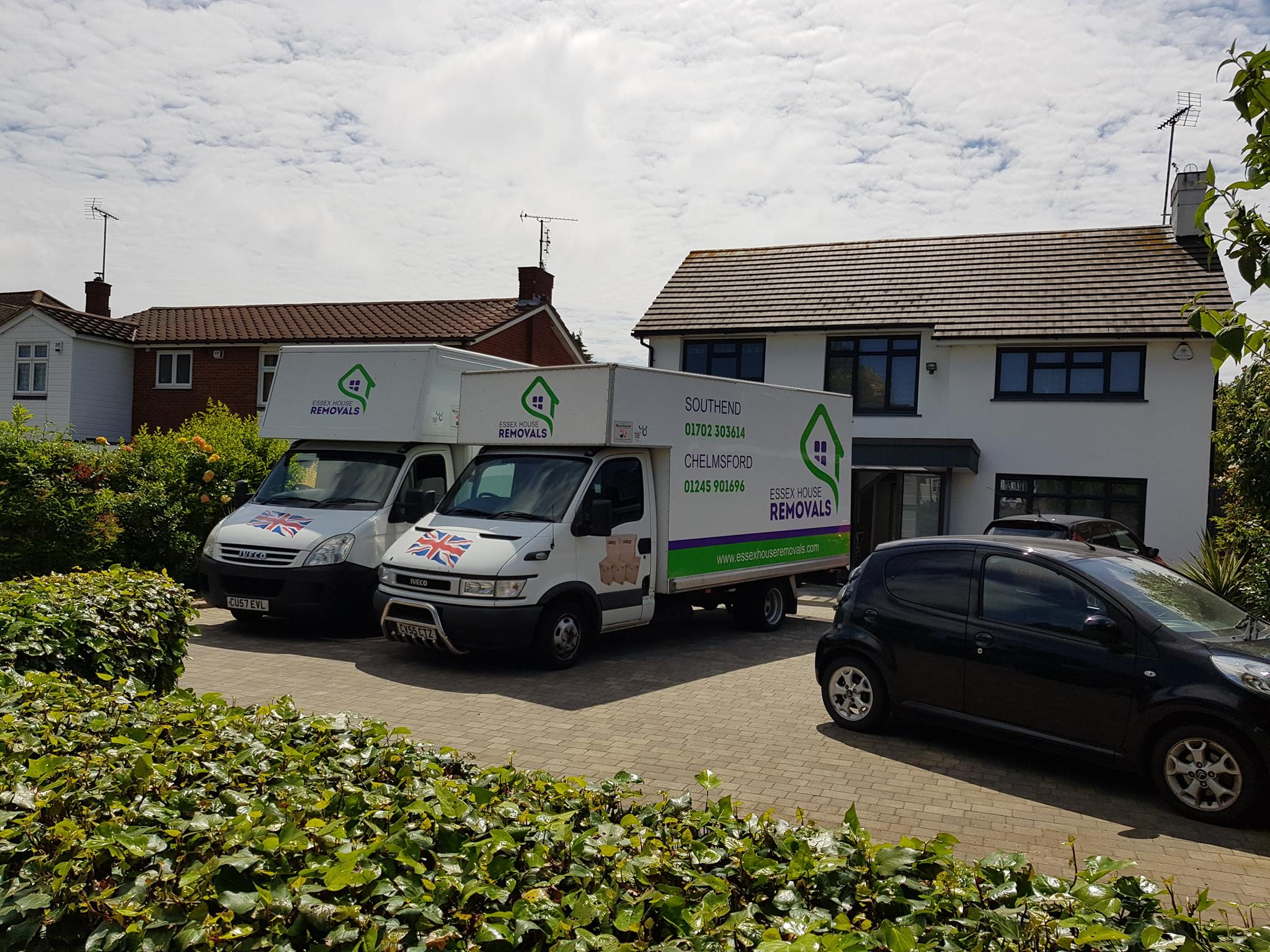 Benfleet removals company