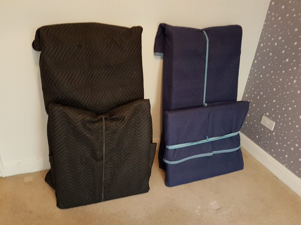 Pad Wrapping Service