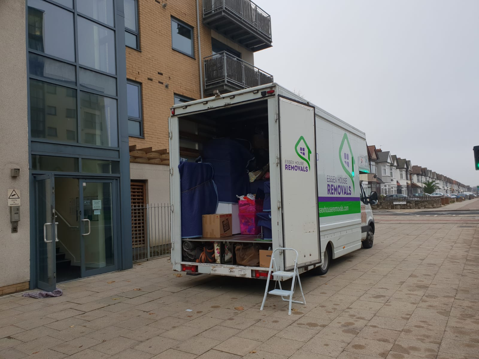 Flat Removals In Essex